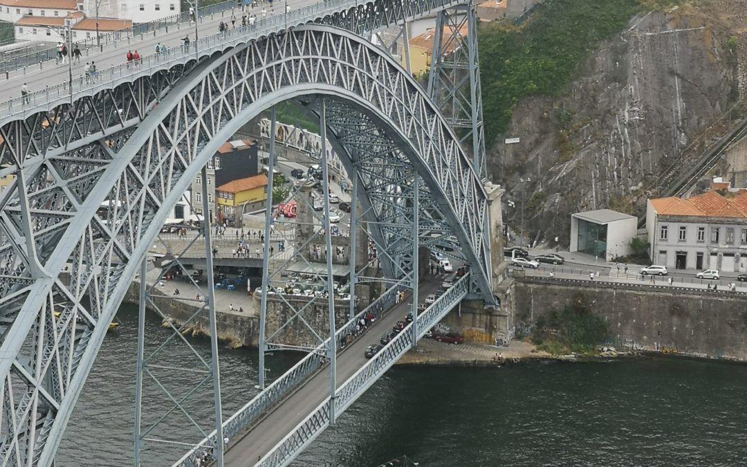 Camino 01 – nadal w Porto