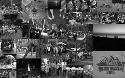 NIEUSTRASZENI 2019 – obóz dla dzieci i młodzieży w Zarzeczu koło Żywca