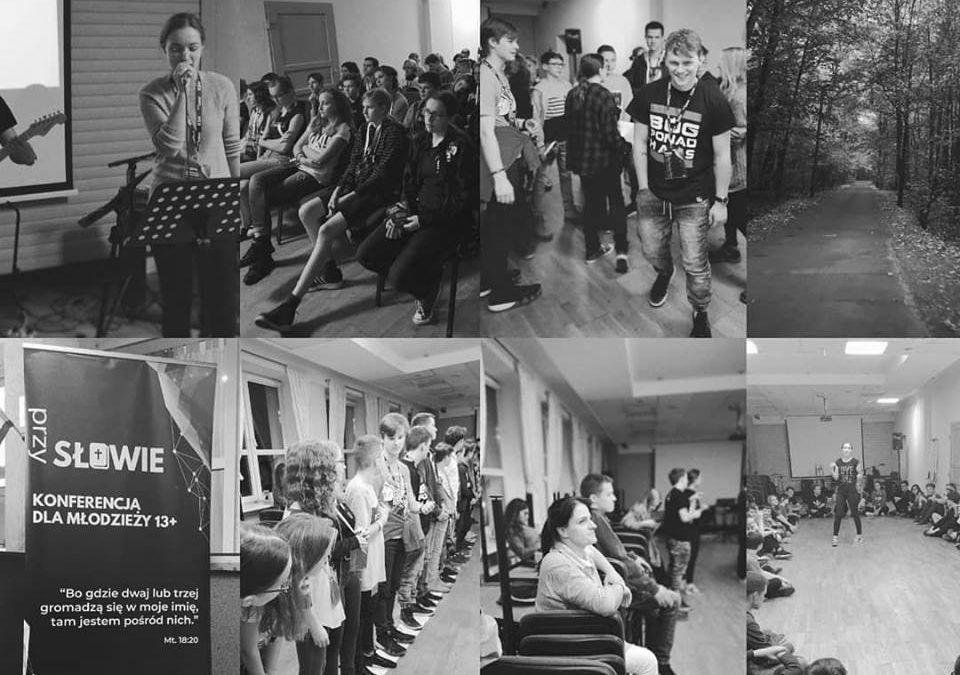 POZNAŃ/ Puszczykowo, PRZY SŁOWIE – konferencja młodzieżowa